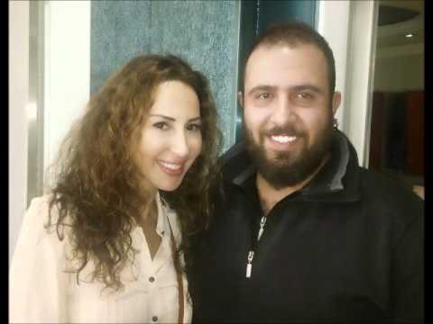 Yousef al khal and nicole saba wedding pictures