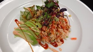 Crunchy Crab Salad - How To Make Sushi Series
