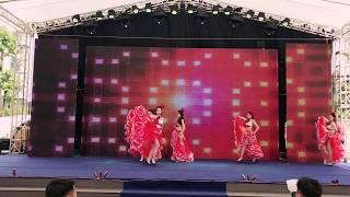 Vũ điệu Flamenco - Vũ đoàn Diva