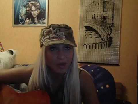 Армейская ( Месяц За Месяцем ) Под гитару