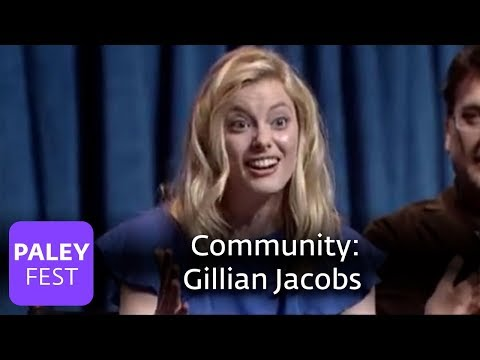 Community - Gillian Jacobs on Britta Perry (Paley Center, 2010)