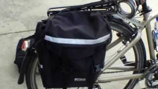 Bicycle Touring Inexpensive Gear