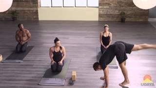 Yoga Inversions - Handstand Tutorial
