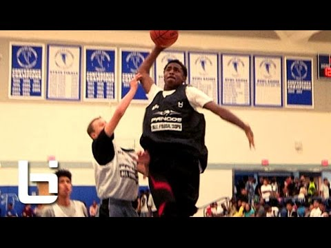 Top Underclassmen  Out at Pangos All FroshSoph West Camp! Billy Preston, Jaylen Hands & More!
