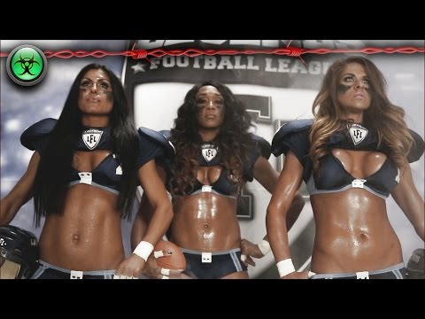 Football Biggest Hits Amp Ultimate Fights In Womens Lingerie