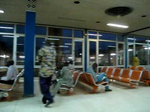 Conakry Airport for Fanta