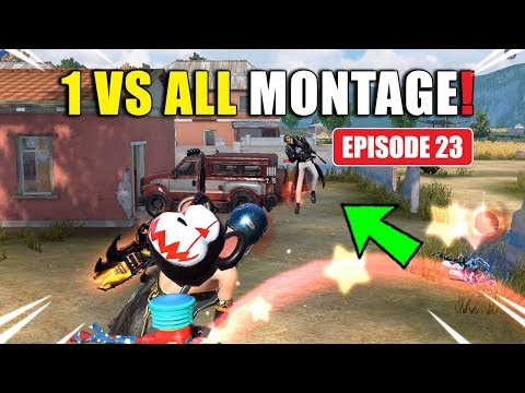 """""""ROS 1 VS ALL Craziest Kill Montage!"""" #23 (Rules Of Survival)"""