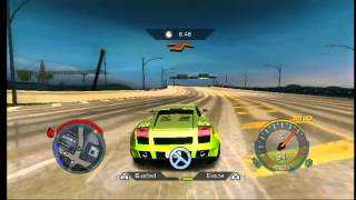 Need for Speed Undercover Wii Gameplay