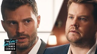Fifty Shades Of Corden W Jamie Dornan