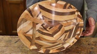 Making a scrapwood chaos bowl pt: 2/2