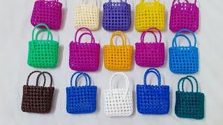 Mini basket/ selfie colour basket /koodai order/return gift koodai/navarathiri koodai/gift basket