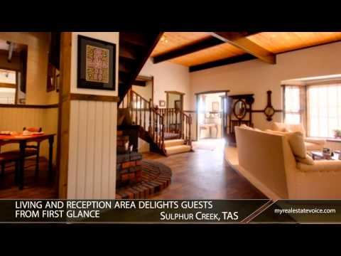 Lucrative B&B or Seaside Dream Home Business for Sale - Sulphur Creek, TAS