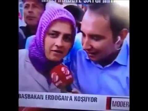 AKP Mitingi Hüloğğğ Versiyon