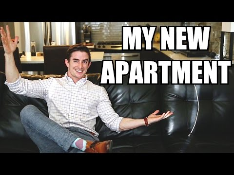 Welcome To My New Apartment - Full Tour