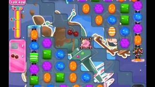 Candy Crush Saga Level 2387 - NO BOOSTERS