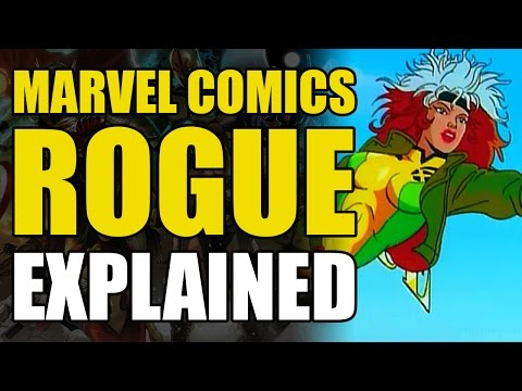 Marvel Comics: Rogue Explained