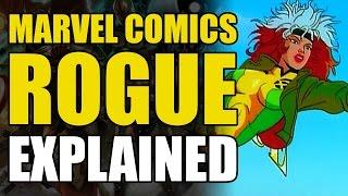 Marvel Comics: Rogue Explained