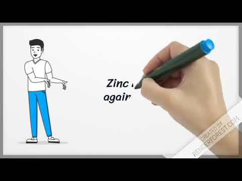Does zinc help immune system how and when?