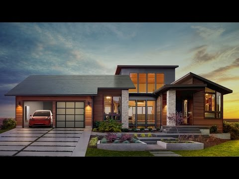 Tesla Just Unveiled New Rooftop Solar Cells That Look Like Regular Shingles