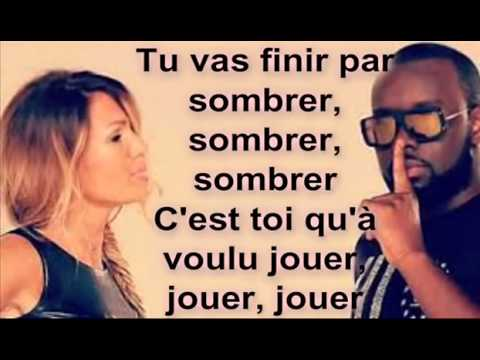 Vitaa et Maitre Gims game over parole