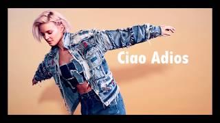 Anne-Marie - Ciao Adios acoustic (lyrics HD) MP3