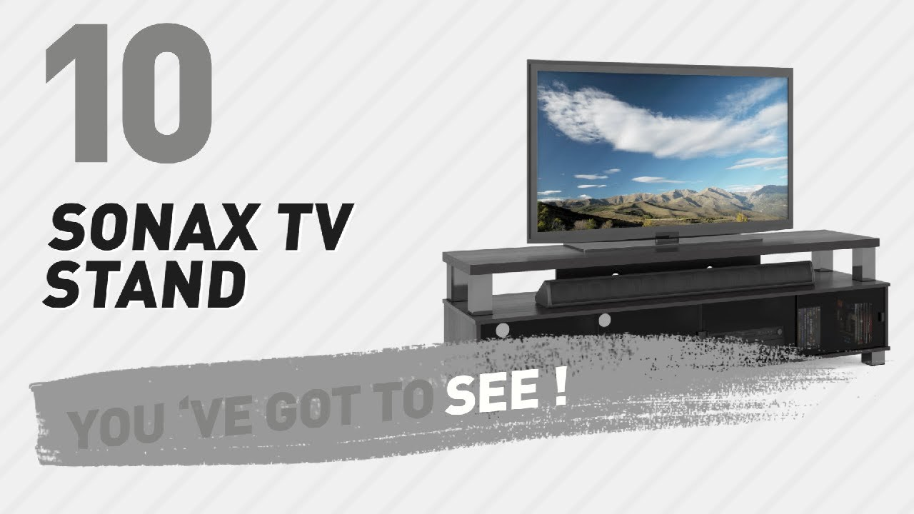 Sonax Tv Stand New Popular 2017 Youtube