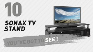 Sonax TV Stand // New & Popular 2017