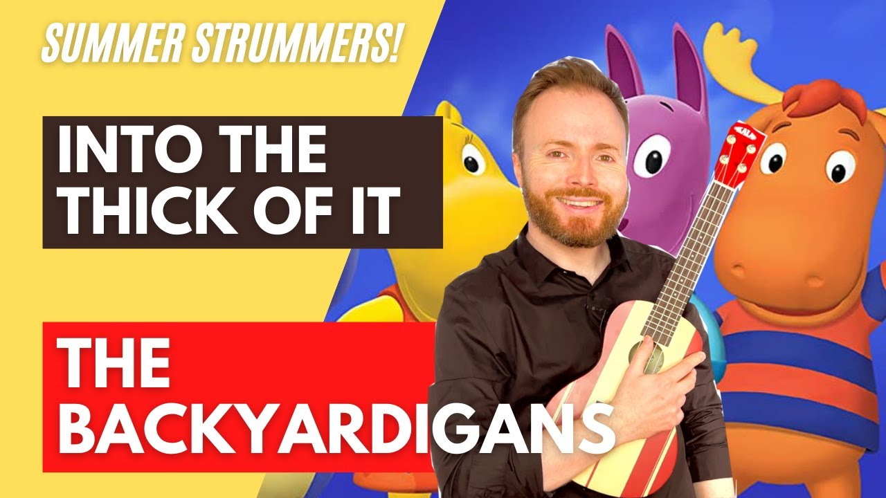 Into The Thick Of It - The BackYardigans (PATREON-EXCLUSIVE TUTORIAL!)