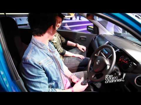 The Coup Channel : เปิดตัว Suzuki Celerio ECO CAR