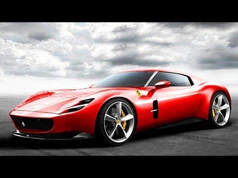 Ferrari Monza Coupe, Porsche Panamera Vistotal, Taycan w pełnej krasie - #208 NaPoboczu