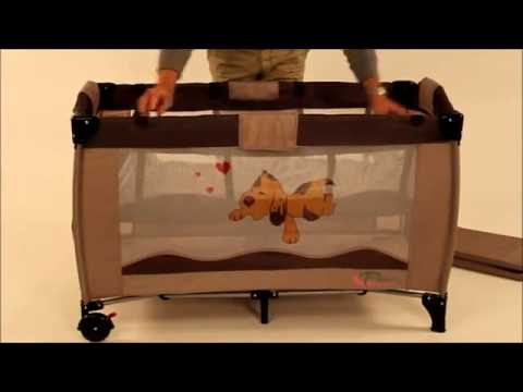 8f83b82ee سرير الاطفال - YouTube