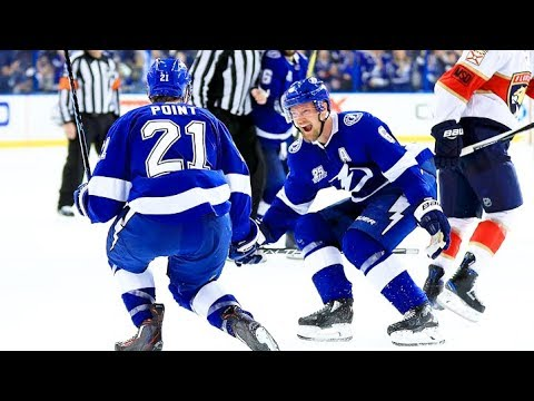 Dave Mishkin calls Lightning highlights from OT win over Panthers