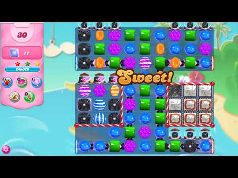 Candy Crush Saga Level 3280 NO BOOSTERS