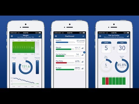 Strides: Goals & Habits Tracker For IPhone