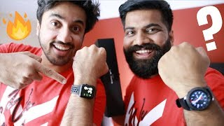 Apple Watch Series 3 Nike+ Edition Unboxing Ft. MumBiker Nikhil(, 2018-06-21T03:52:22.000Z)