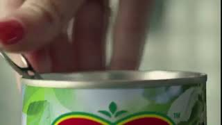 what is within this can of del-monte green beans?