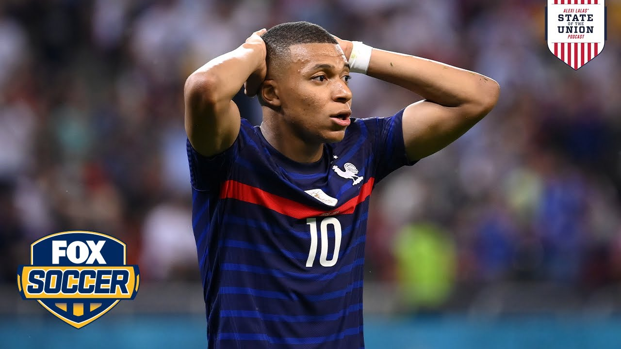 Download Mbappe the villain & Brazil/Copa America | EPISODE 147 | ALEXI LALAS' STATE OF THE UNION PODCAST