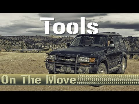 Tools - On The Move