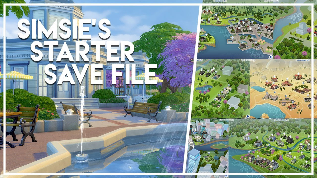 How to save gallery files from [not original] version? : Sims4