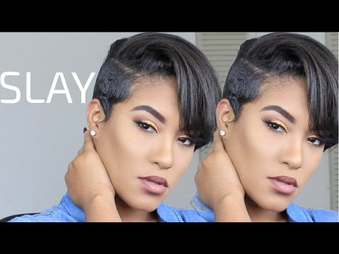 How To Slay my Natural Hair Pixie Cut