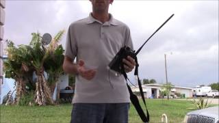 Yaesu FT-817 QRP HF/6m/VHF/UHF radio review