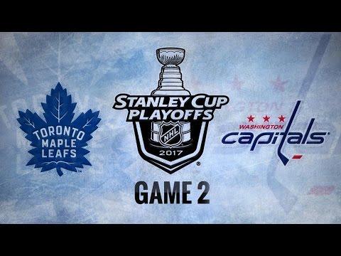 Kapanen leads Leafs to 4-3 2OT win vs. Caps