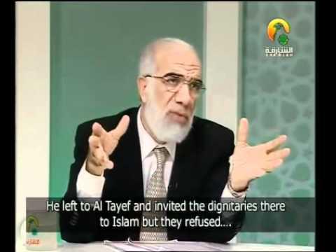 Dr Omar Abdel Kafy صفوة الصفوة - سليمان عليه والسلام والجن 2