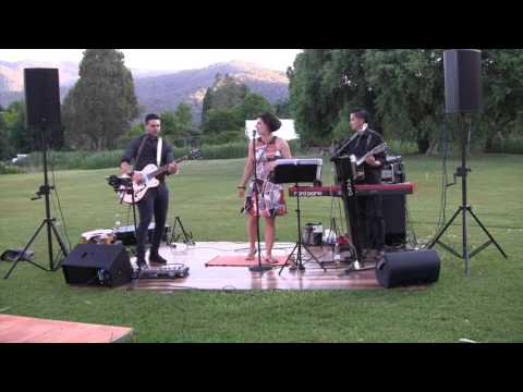 Kix playing live at Mt Beauty with Special guest Adele singing Burn & Never Tear Us Apart