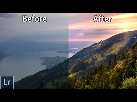 How To Edit A Photo From Start To Finish And Make It Look GREAT Using Adobe Lightroom 6 CC