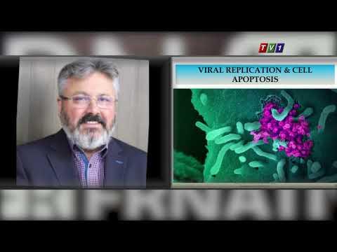AЛTERNATIVATA с водещ Милен Цветков - презентация на Д-р Румен Хичев за пандемията от COVID-19