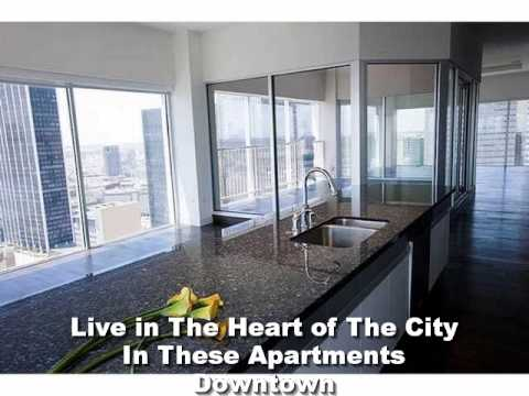 Amazing Tour Downtown Dallas Lofts And Apartments Dallas Tx 75201 Youtube