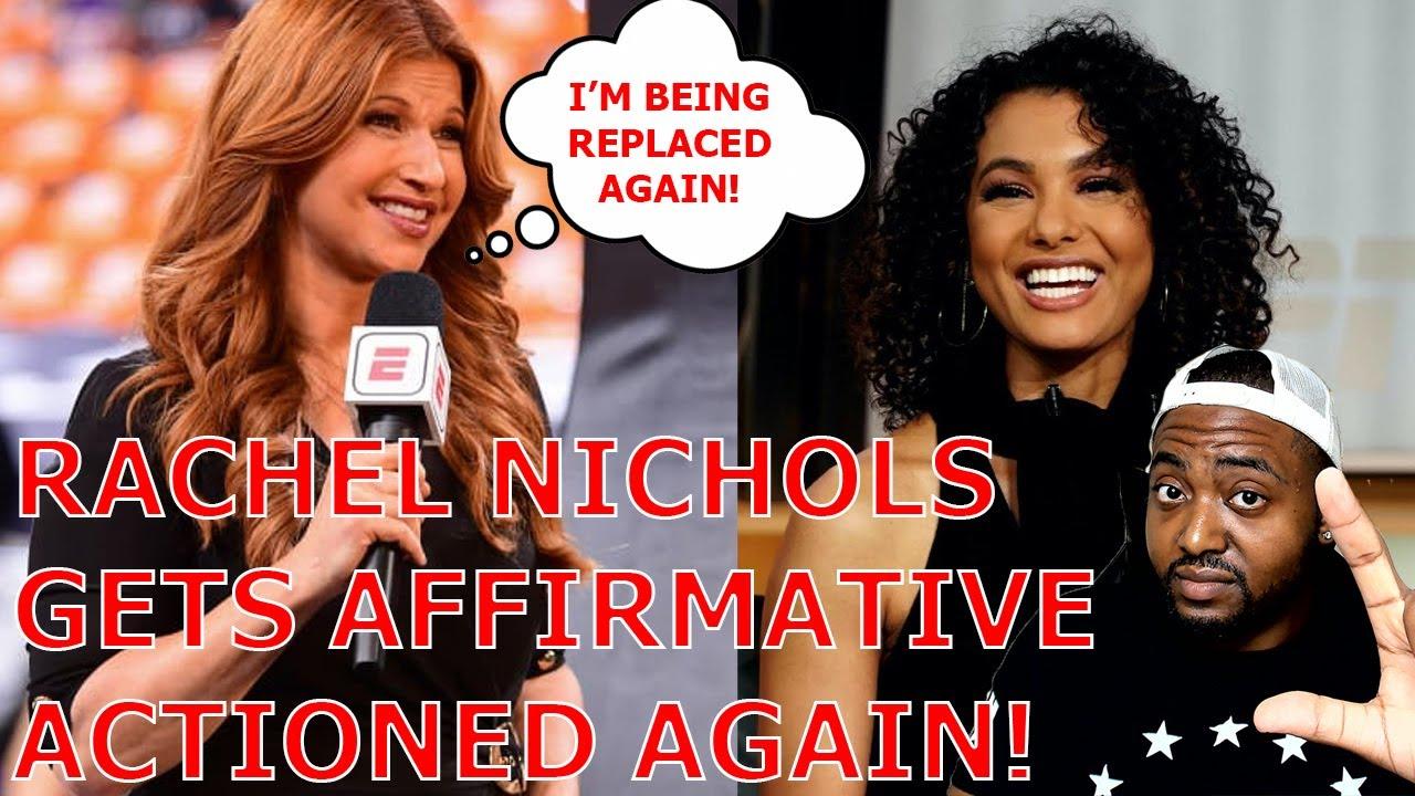 ESPN Reporter Rachel Nichols Has Been Removed After Her ...