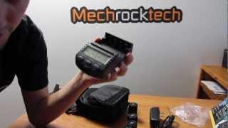 La Crosse BC-1000 Battery Charger Unboxing