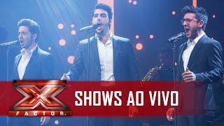 Il Volo canta O Sole Mio | X Factor BR